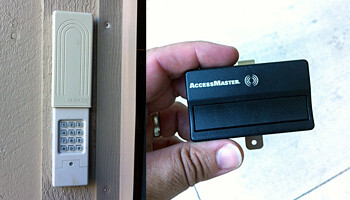 How To Change The Code On Your Garage Door Opener Three Thrifty Guys