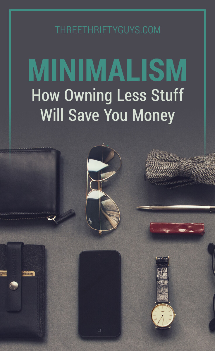 owning less save money