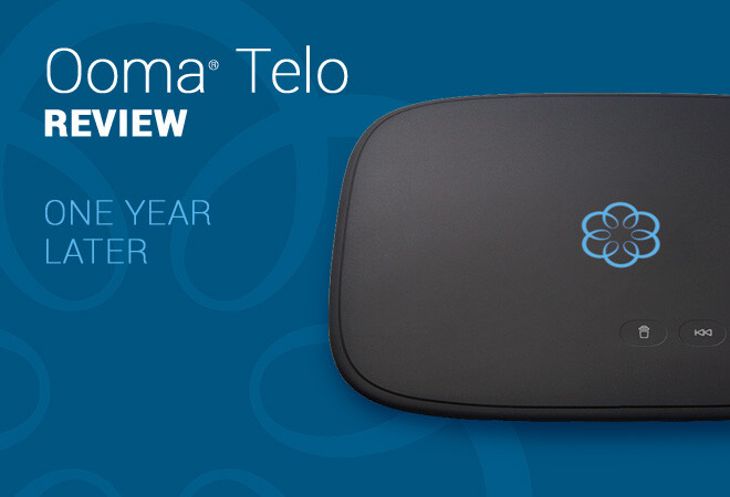 ooma telo review
