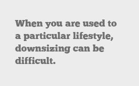 downsizing quote