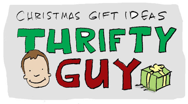 thrifty christmas gift ideas