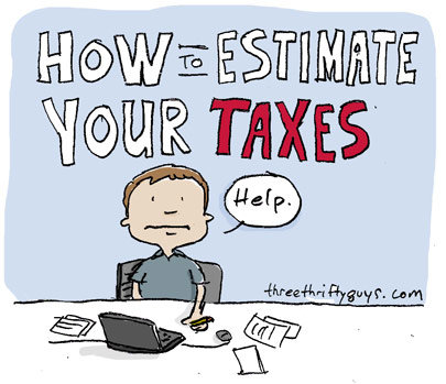 estimate your taxes