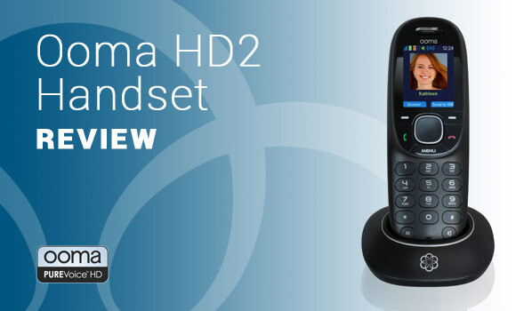 ooma handset hd2 review