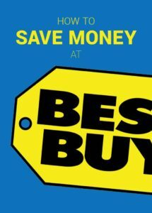 how to save money at best buy