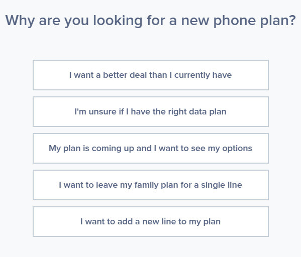 cell phone plan recommendations