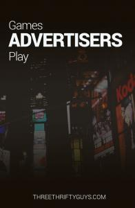 games advertisers play