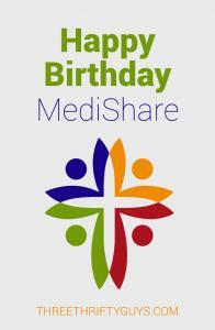 happy birthday medishare