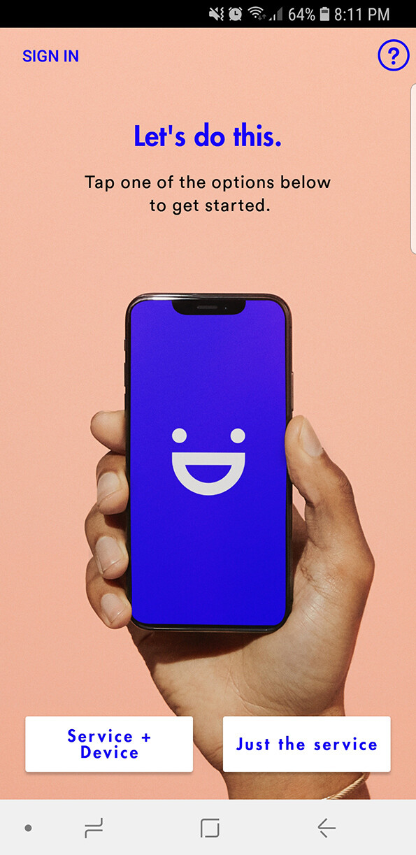 Visible mobile