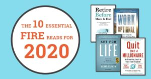 10 Essential Reads to Become Financially Independent and Retire Early