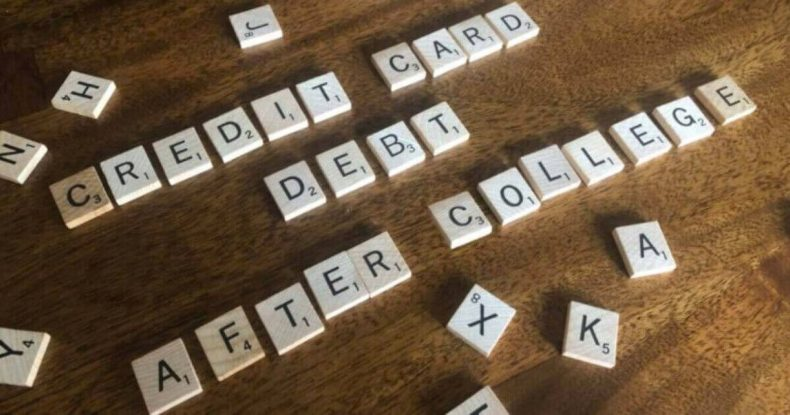 How to Pay Off Credit Card Debt After College